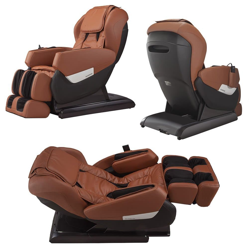 RELAXONCHAIR MK-IV Full Body Zero Gravity Shiatsu Best Massage Chair