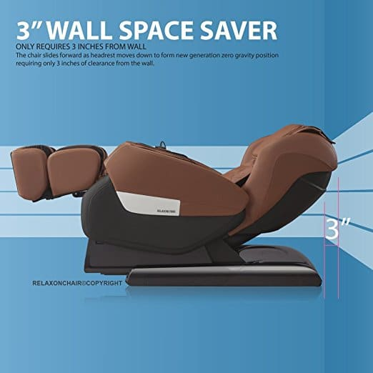 RELAXONCHAIR MK-IV Massage Chair Shiatsu