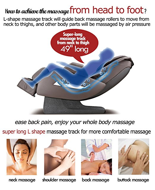 BestMassage BM-EC 161 Zero Gravity Massage Chair Store