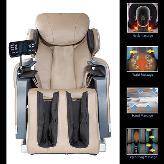 Merax Full Body Massage Recliner Chair Discounts