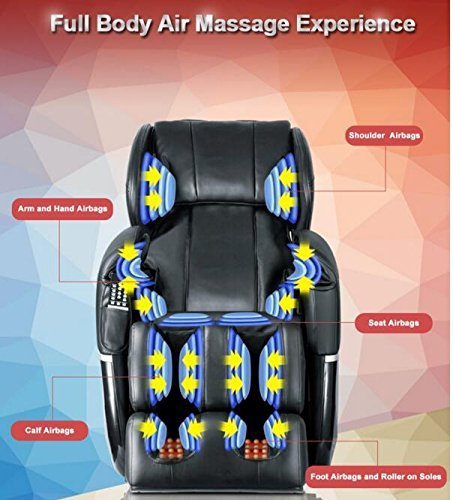 Mr Direct Electric Full Body Shiatsu Massage Chair Store