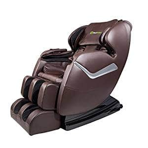 Real Relax Full Body Shiatsu Massage Chair Recliner Review