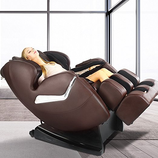 Real Relax Full Body Shiatsu Massage Chair Recliners Reviews