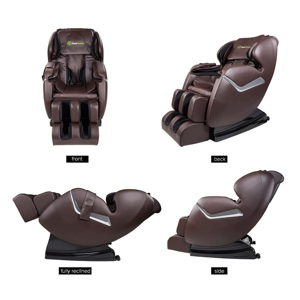 Real Relax Full Body Shiatsu Massage Chair Review