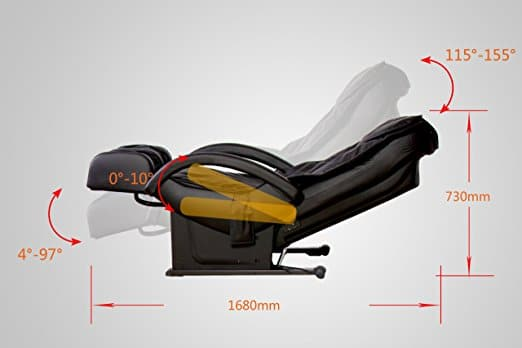 BestMassage BM EC-69 Massage Chairs For Sale