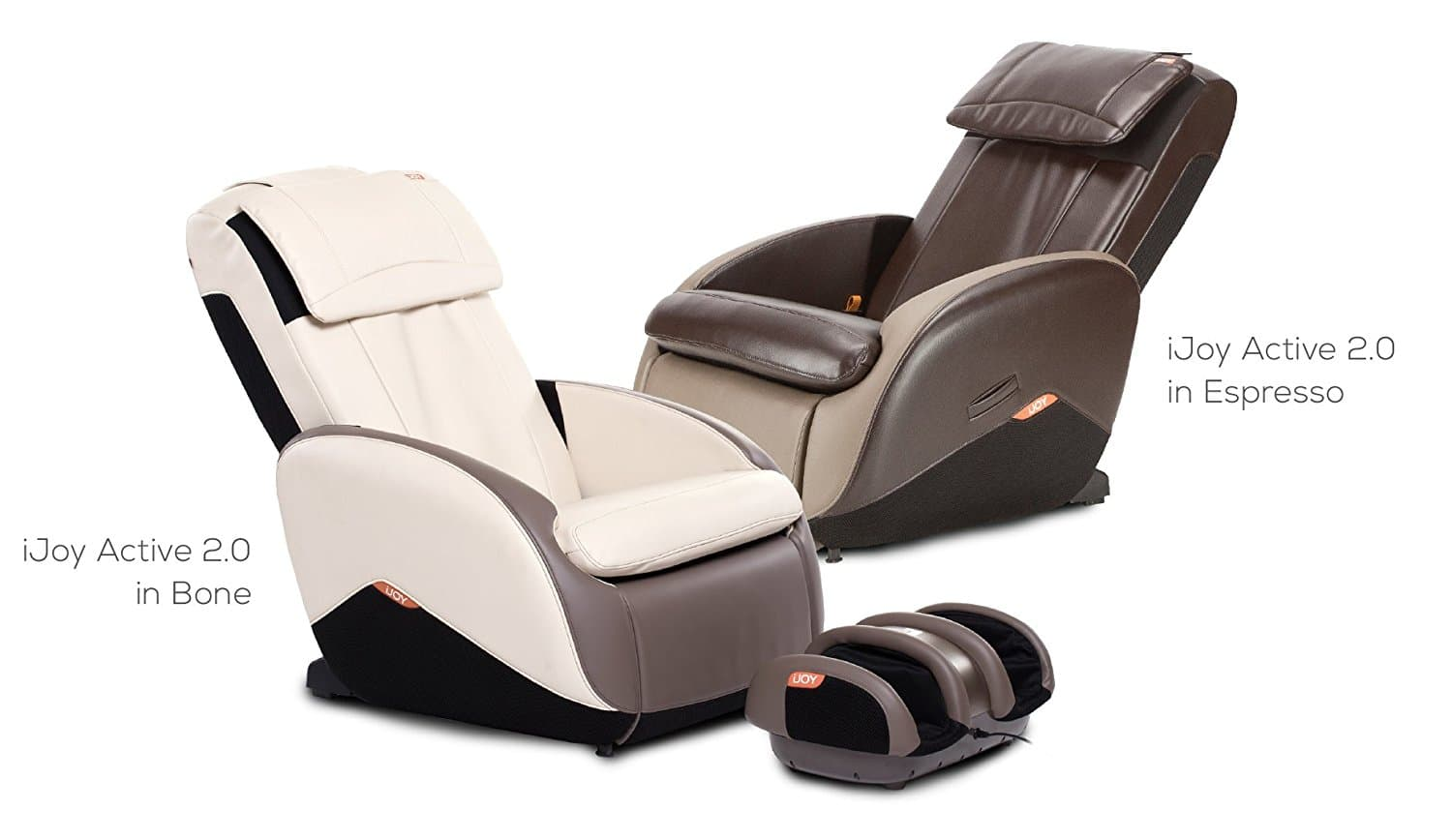 iJoy Active 2.0 Perfect Fit Massage Chair For Sale