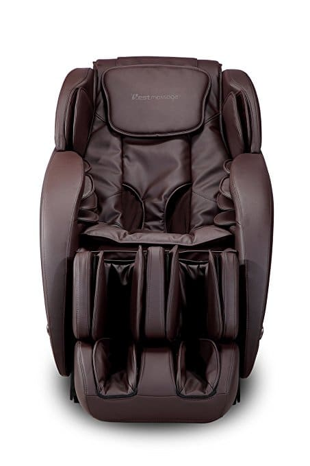 BestMassage Long Rail Zero Gravity best massage chair reviews