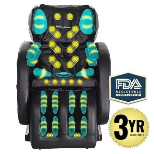 RealRelax Favor4 Full Body Massage Chair For Sale