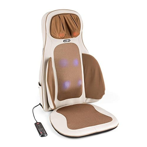 Klarfit Niuwe shiatsu massage chair